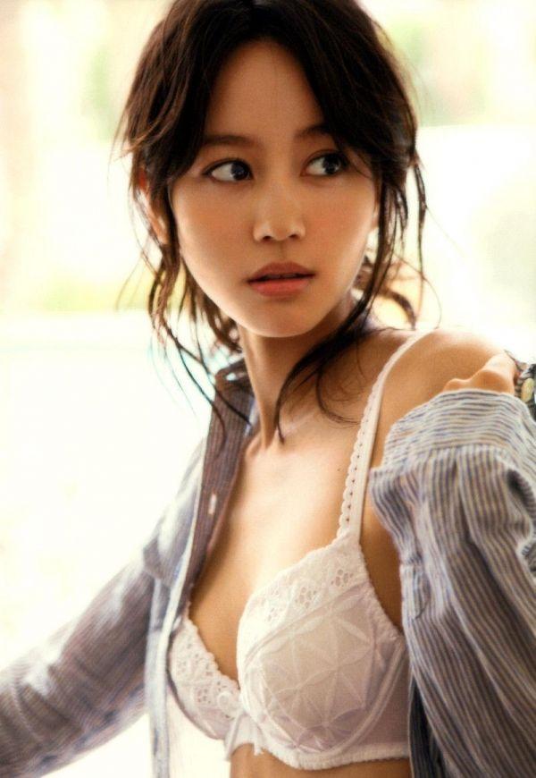 女優・堀北真希のCカップ下着グラビアがエロい!画像まとめ