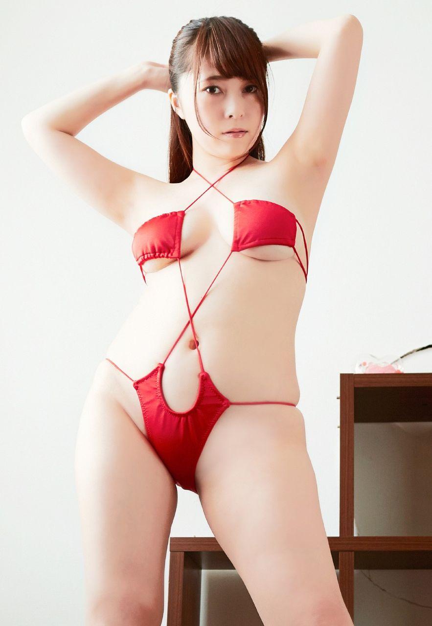 グラビアアイドル・神田美晴のHカップ水着グラビアがエロい!画像まとめ