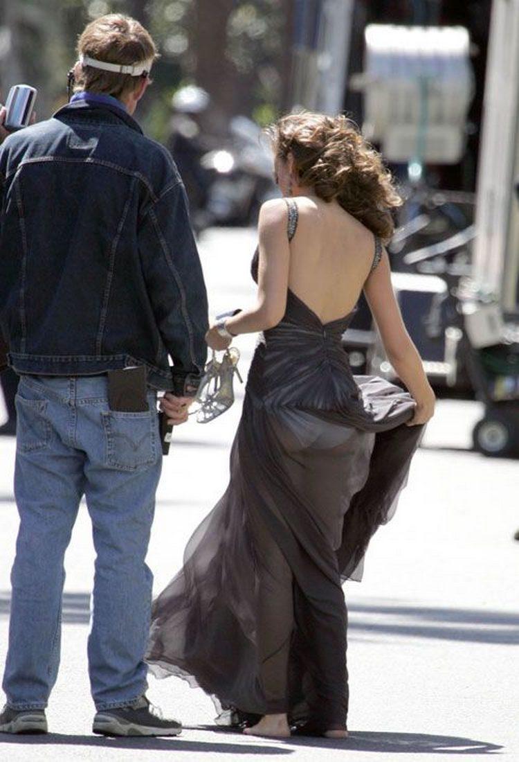 ハリウッド女優ジェシカ・アルバ!妊娠中のおっぱい・ポッコリお腹・乳首画像まとめ(39枚)